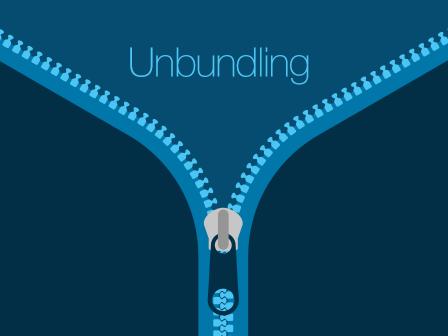 Unbundled hearing aid cost