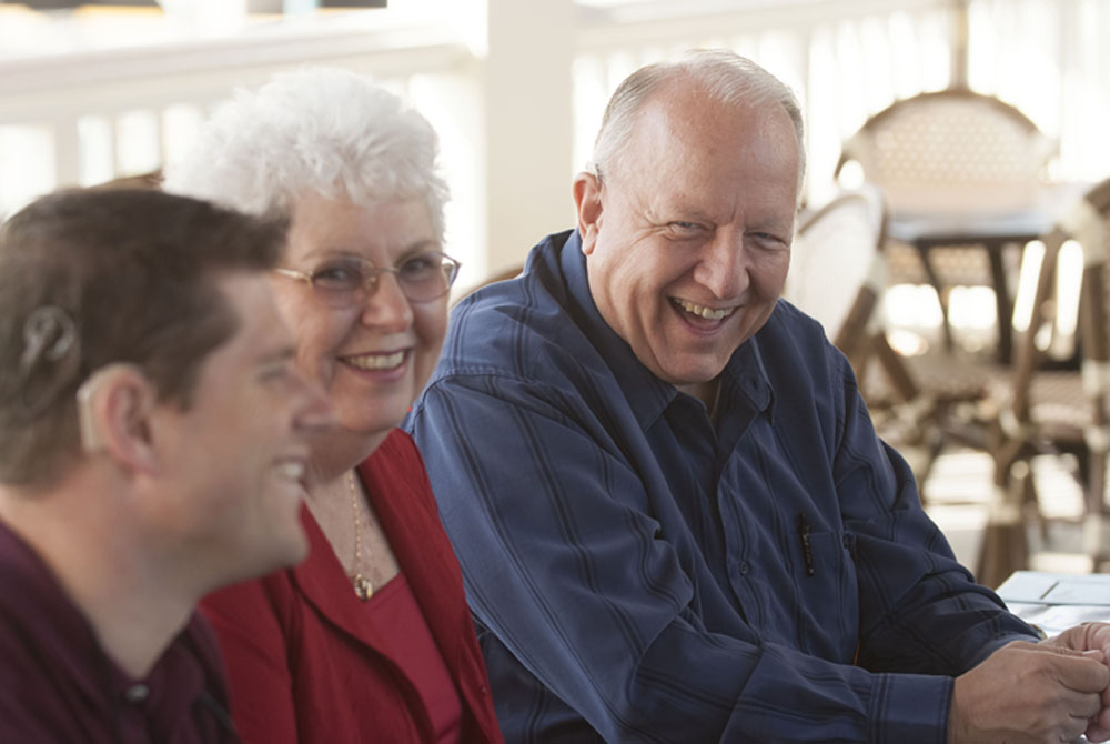 Cochlear implants adult recipients