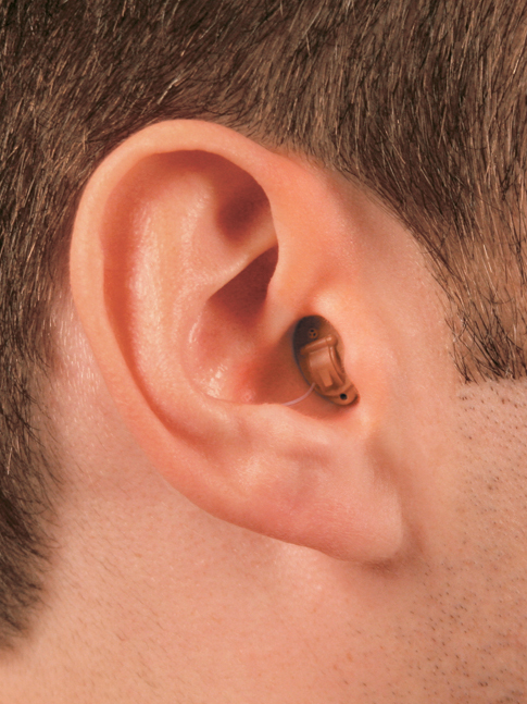Completely In Canal hearing aids