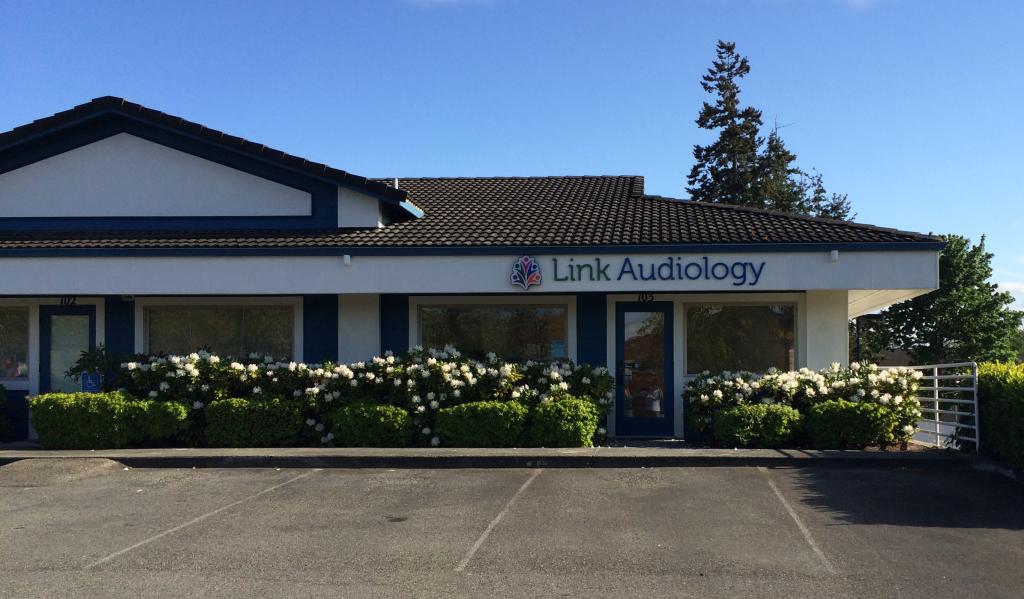 Link Audiology storefront