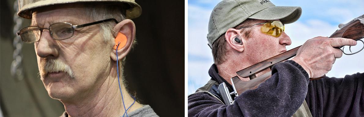 Industrial and Hunter Earplugs