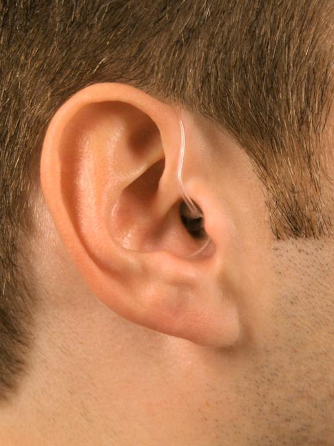 Mini Behind The Ear hearing aids